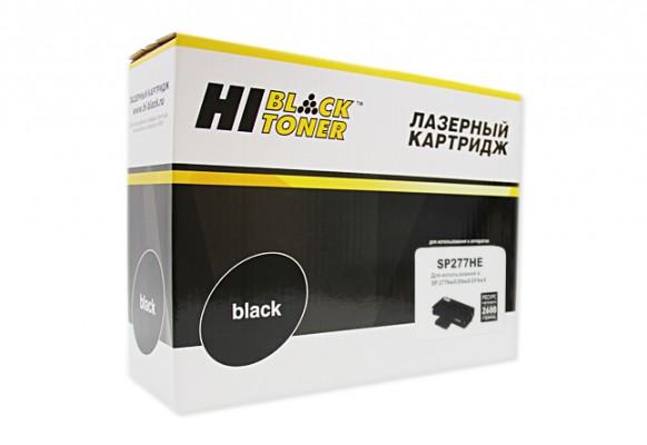Картридж Hi-Black Ricoh SP277HE, совместимый