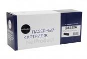 Картридж NetProduct HP CE322A, совместимый