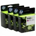 Комплект картриджей HP 940XL C2N93AE, оригинальный