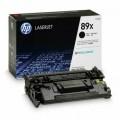 Тонер-картридж HP 89X CF289X, оригинальный